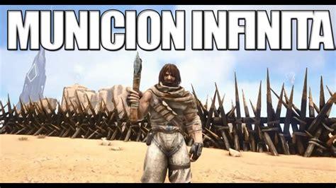 COMANDOS PARA TENER MUNICIÓN INFINITA ARK! PC/PS4/XBOX ONE ...
