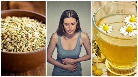 Combate los gases intestinales con estos 7 remedios de ...