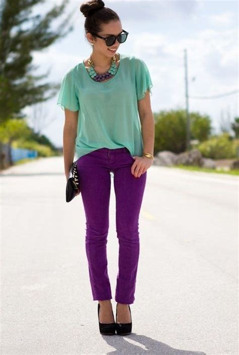 Combinaciones de moda: extrañas mezclas de colores ¡que ...