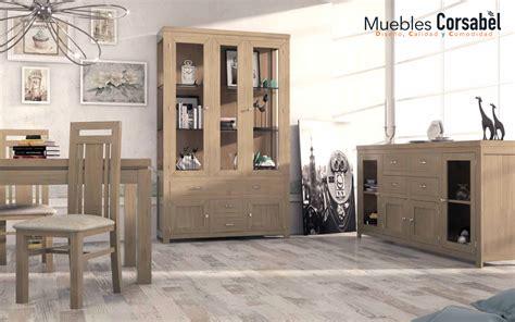 Comedor Asturias Arena « Muebles La Gineta   Tienda de ...