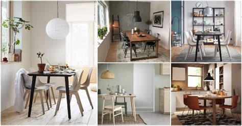Comedores IKEA. Ideas para decorar tu comedor con muebles ...