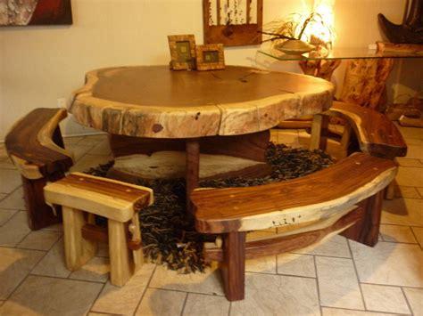 Comedores Organicos de Cenquizqui | Muebles de parota ...