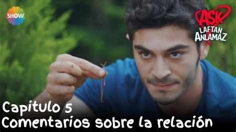 Comentarios sobre la relación | Amor Sin Palabras Capitulo ...