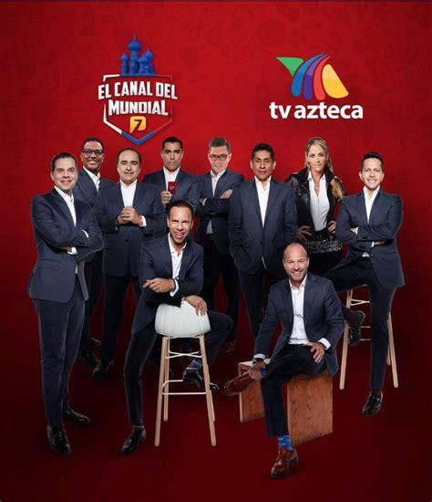 Comentarista de TV Azteca se va para romperla en la ...