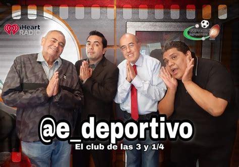Comenzando la Semana con Espacio Deportivo de la Tarde 14 ...