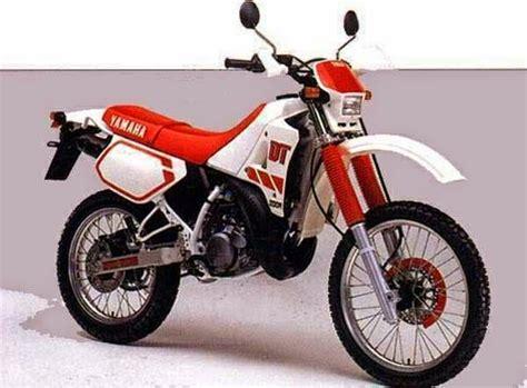 Comercial Yamaha DT 200