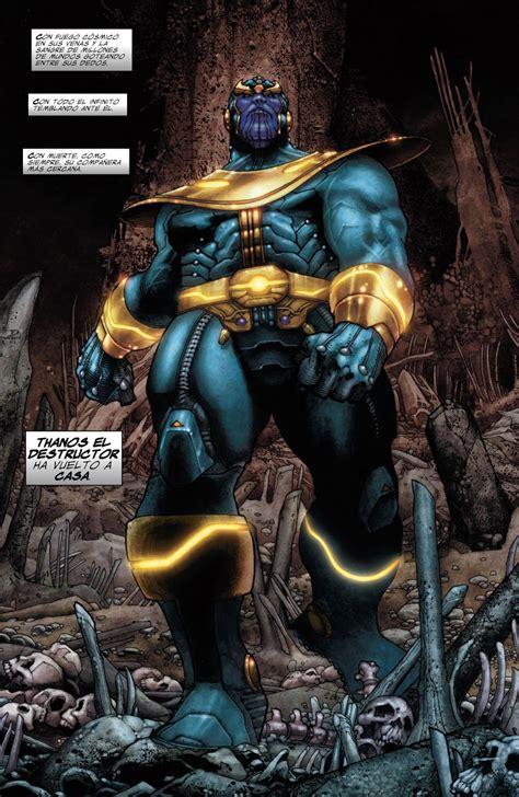 COMIC BOOK FAN AND LOVER: MARVEL NOW!: THANOS RISING ...