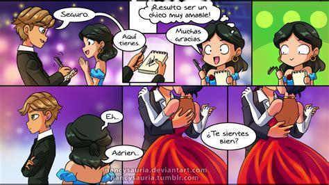 Comic Ladybug  Cita con el destino TEEN TITANS  Parte 05 ...