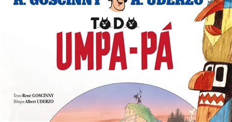 Comicdom: DESCARGA DIRECTA: TODO UMPA PA DE GOSCINNY Y UDERZO