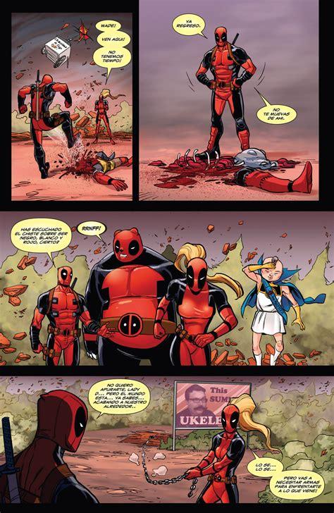 Comics   deadpool kills deadpool 3   Deadpool, Cómics