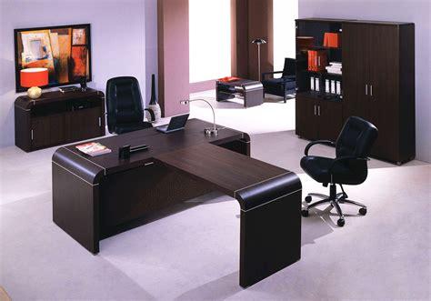 Commander Italian Modern Office Desk