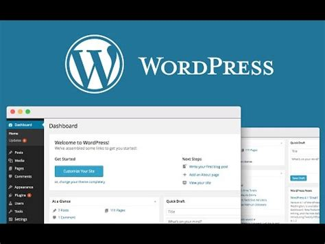 Comment Accéder à la zone admin de Wordpress : Wordpress ...