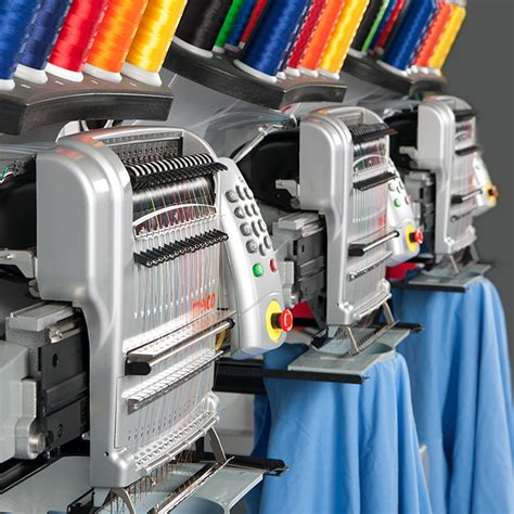 Commercial Embroidery Machines & DTG Printers | Melco USA