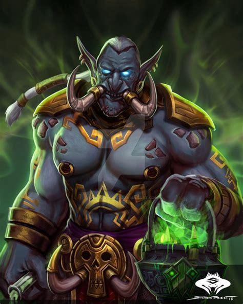 ...Commission: Zandalari Potion Master II... by ...