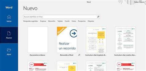 Cómo abrir un nuevo documento automáticamente al ejecutar Word