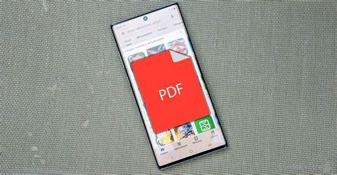 Cómo abrir y editar archivos PDF en tu Android sin ...
