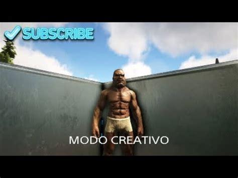 Como activar El modo CREATIVO En ARK!!!!! DIEGOTEBIGOTE64 ...