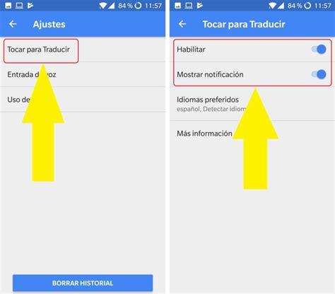 Cómo activar la traducción instantánea en el Traductor de ...