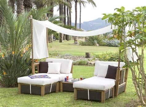 Cómo ambientar el Jardín con lo último en diseño y muebles ...
