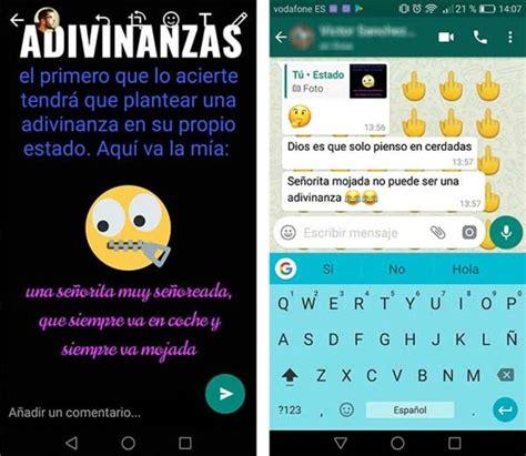 Cómo Añadir Emoticonos al ESTADO de Whatsapp 【 la Última ...