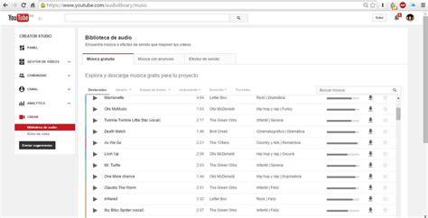 Como añadir música de fondo en tus videos de Youtube sin ...