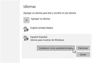 cómo añadir un idioma de entrada en windows 10 – El ...