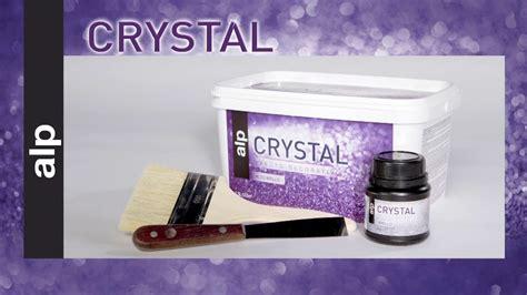 Cómo aplicar pintura Efecto Crystal   YouTube