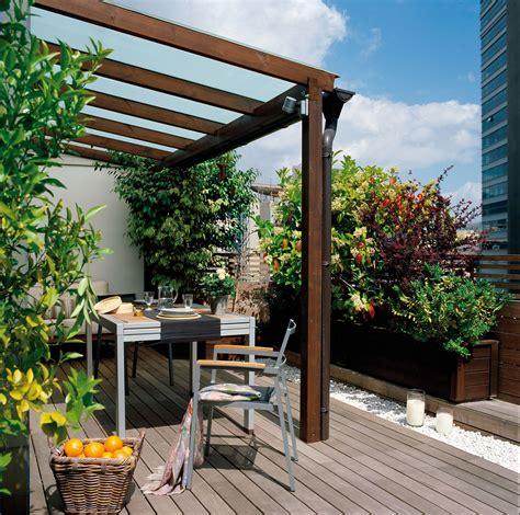 Cómo aprovechar la terraza  y disfrutarla  todo el año