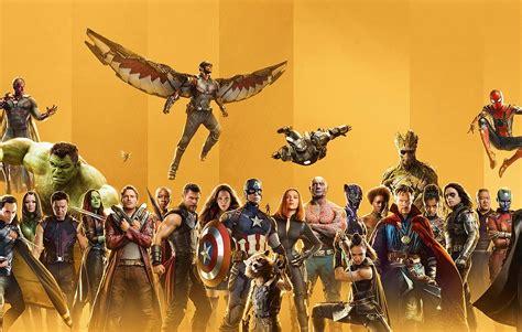 Como assistir a todos os filmes da Marvel online antes de ...