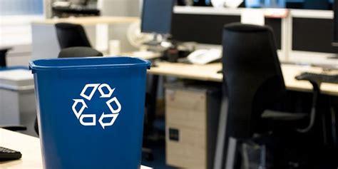 Cómo ayudar al medio ambiente en el trabajo