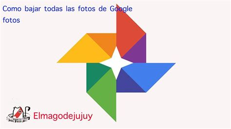 Como BAJAR TODAS las FOTOS  de Google fotos   YouTube