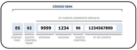 ¿Como Calcular el IBAN a partir de una cuenta bancaria ...