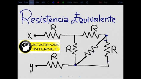 Como calcular la resistencia equivalente para una ...