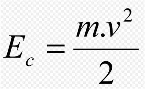 Como calculo la velocidad sabiendo la energia cinetica y ...