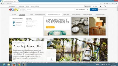 Como cambiar de idioma ebay a español   YouTube