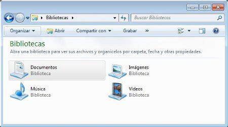 Cómo cambiar de sitio Mis Documentos en Windows 7