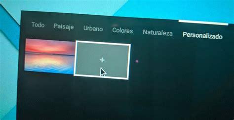 Cómo cambiar el fondo de pantalla en Chromebook
