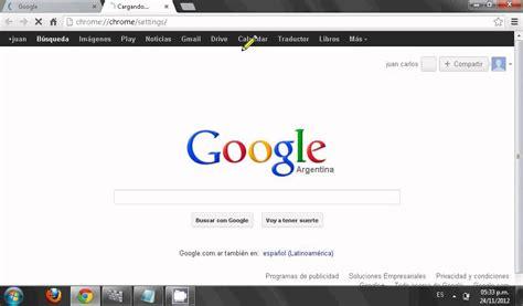 como cambiar el idioma de google chrome   YouTube