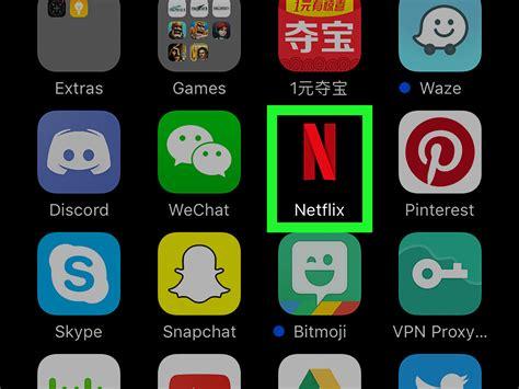 Cómo cambiar el país en Netflix en iPhone o iPad