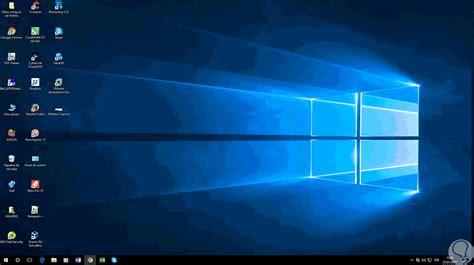 Cómo cambiar espacio de iconos escritorio Windows 10 ...