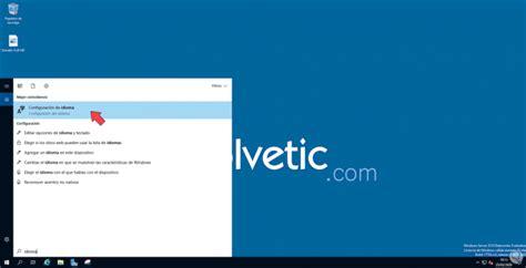Cómo cambiar idioma Windows Server 2019   Solvetic