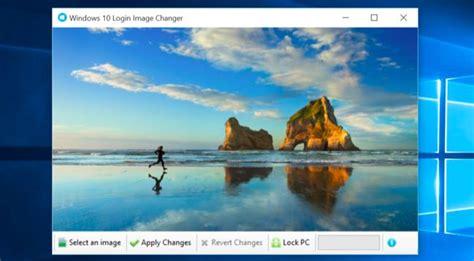 Cómo cambiar la imagen en la pantalla de inicio de sesión ...