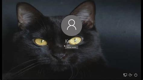 Como cambiar la pantalla de inicio de windows 10   YouTube