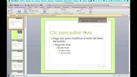 Como cambiar los fondos de diapositivas en PowerPoint ...