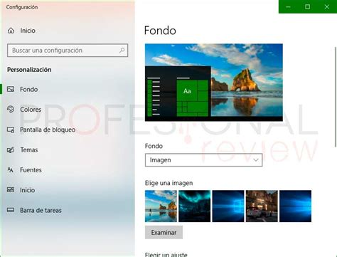 Cómo cambiar Tema en Windows 10