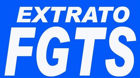 Como consultar o extrato FGTS Caixa Econômica Federal FGTS ...