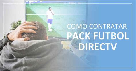 ¿Cómo contratar el Pack Futbol DirecTV en Argentina?