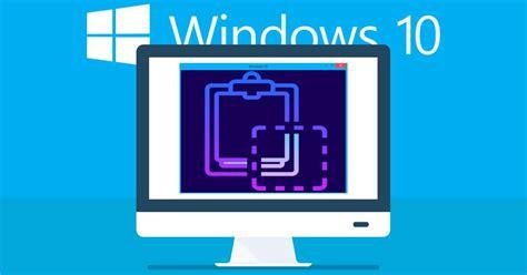 Cómo copiar muchos elementos en el portapapeles de Windows 10