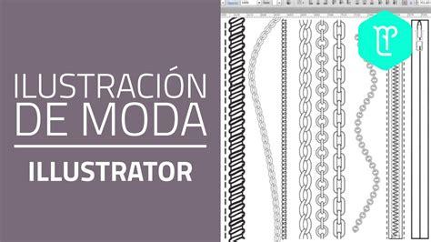 Cómo crear pinceles en Illustrator para diseño de moda ...