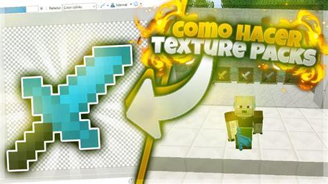 Como crear tu propio texture pack para minecraft 1.14   1 ...